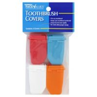 Harmon® Face Values™ 4-Pack Toothbrush Covers
