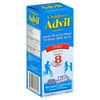 Advil Children's 4 oz. Suspension Liquid in Blue Raspberry Flavor