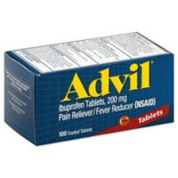 Advil 100-Count 200 mg Tablets
