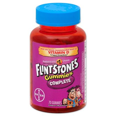 Flintstones 60 Count Gummies Complete Vitamins