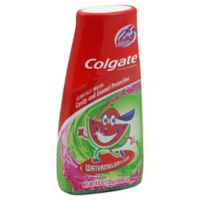 Colgate Kids 2-in-1 4.6-oz Toothpaste and Mouthwash in Watermelon Flavor
