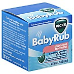Vicks® 1.76 oz. Baby Rub