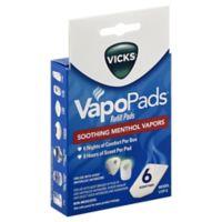 Vicks® VapoPads® 6-Count Refill Pads