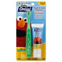Baby Orajel® 1 oz. Tooth and Gum Cleanser in Apple Banana