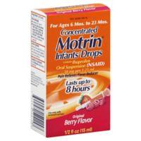 Motrin Infant .5 oz. Drops In Berry