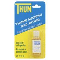 Thum .20 oz. Anti-Thumb Sucking & Nail Biting Liquid