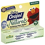 Baby Orajel® Naturals .33 oz. Teething Pain Gel
