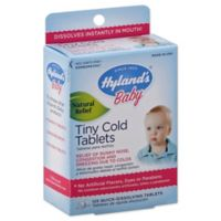 Hyland's® Baby 125-Count Tiny Cold Tablets