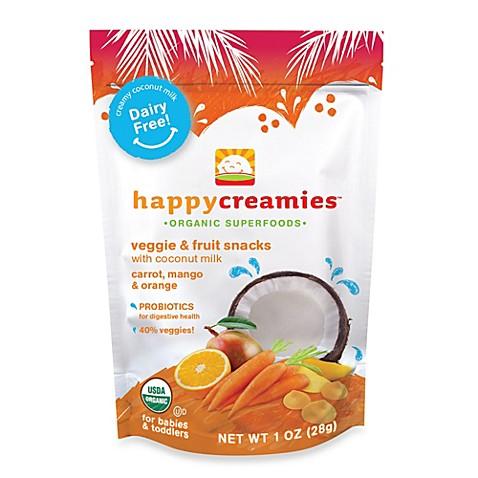 Happy Creamies™ Baby Food
