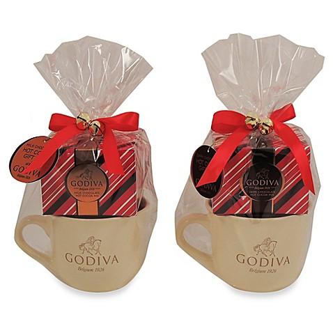 Godiva Holiday Hot Cocoa Mug Sets Bed Bath Amp Beyond