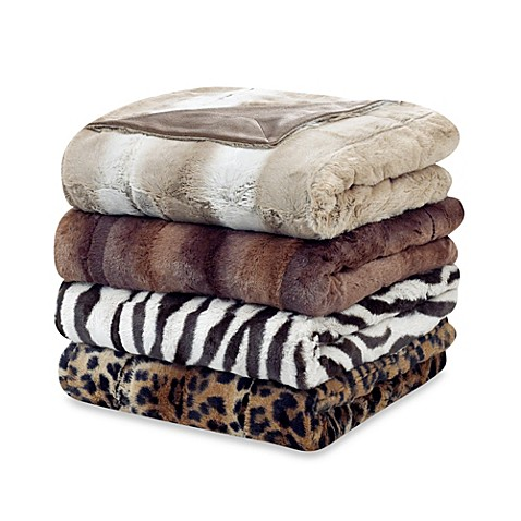 Bed Bath And Beyond Faux Fur Comforter