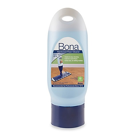 Bona® 33-Ounce Hardwood Floor Cleaner Refill Cartridge