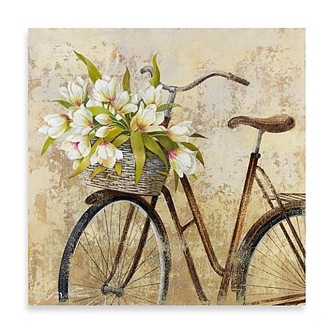 Buy Fabrice de Villeneuve Studio Ride to Flower Market ...