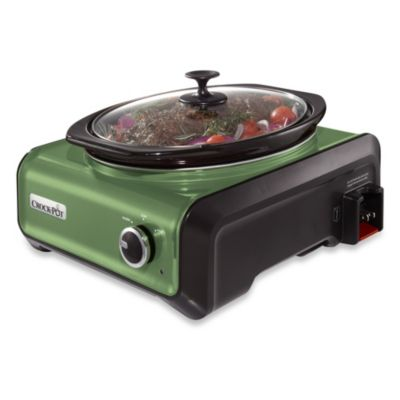 crock pot hook up system bed bath and beyond Looking for a great deals on bed bath & beyond cookware we've stainless steel covered soup pot bed bath & beyond pressure cooker helps you save up to 70% of.