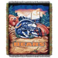 NFL Chicago Bears Tapestry Throw