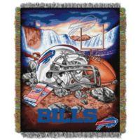 NFL Buffalo Bills Tapestry Throw