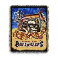 NFL Tampa Bay Buccaneers Tapestry Throw