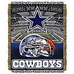 NFL Dallas Cowboys Tapestry Throw