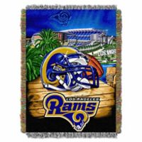 NFL Los Angeles Rams Tapestry Throw