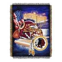 NFL Washington Redskins Tapestry Throw