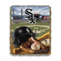 MLB Chicago White Sox Tapestry Throw