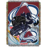 NHL Colorado Avalanche Tapestry Throw