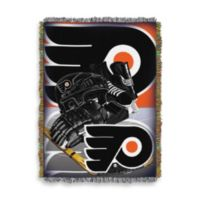 NHL Philadelphia Flyers Tapestry Throw