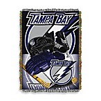 NHL Tampa Bay Lightning Tapestry Throw