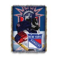 NHL New York Rangers Tapestry Throw
