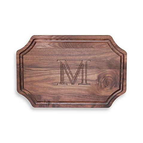 Monogrammed Cutting Board Bed Bath And Beyond