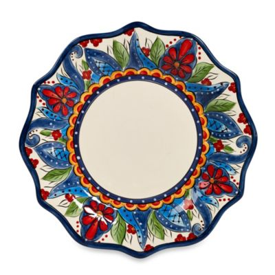 Tabletops Unlimited® Lucca 11.5-Inch Scalloped Dinner Plate  sc 1 st  Bed Bath \u0026 Beyond & Buy Tabletops Unlimited® Dinnerware from Bed Bath \u0026 Beyond