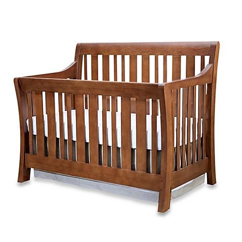 Nursery Smart 174 Darby Convertible Crib In Coco Bed Bath