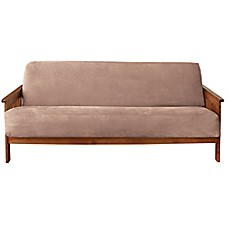 Sure Fit 174 Soft Suede Futon Slipcover Bed Bath Amp Beyond
