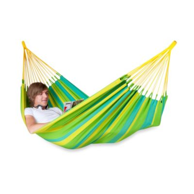 Coolaroo Single Person Hammock In Lime
