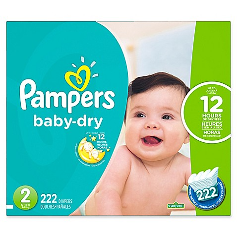 Baby Dry™ Diapers