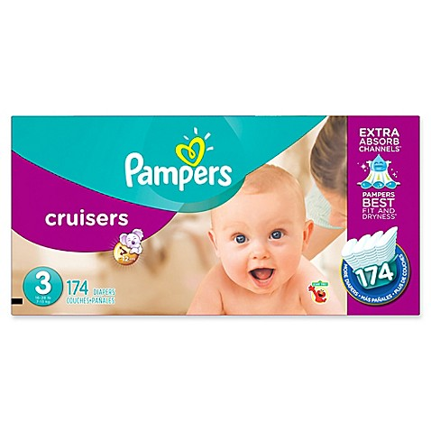 Pampers Diapers Sizes