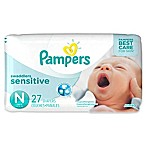 Pampers® Swaddlers Sensitive™ 27-Count Size 0 Jumbo Pack Diapers