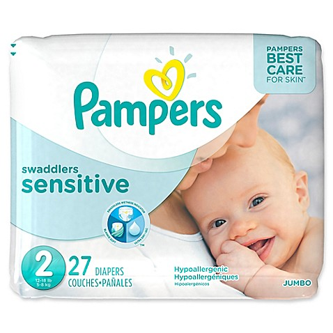 Pampers® Swaddlers Sensitive™ Diapers