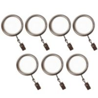 Cambria® Premier Complete Clip Rings in Warm Gold (Set of 7)