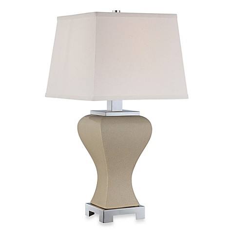 Quoizel Pruitt Portable Table Lamp Bed Bath Beyond