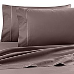 Wamsutta® Finest Sateen 725-Thread-Count King Pillowcase Pair in Taupe