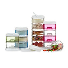 Packin' SMART® by Innobaby 4-Tier Stackable Formula Dispenser and Snack Case