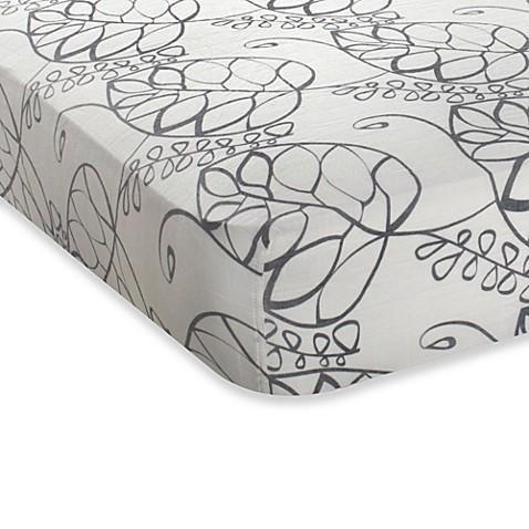 Aden and Anais® Bamboo Crib Sheet
