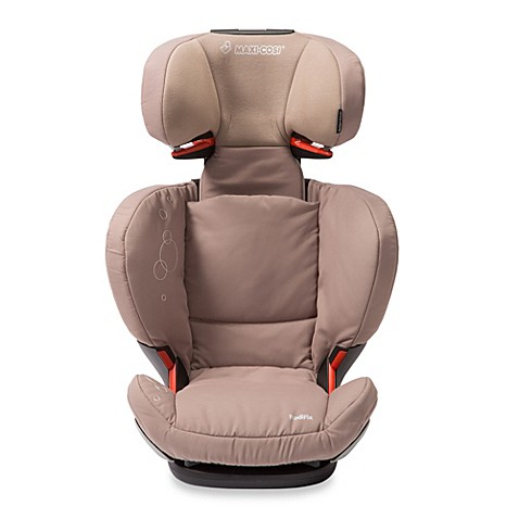 buy maxi cosi rodifix booster car seat in walnut brown from bed bath beyond. Black Bedroom Furniture Sets. Home Design Ideas