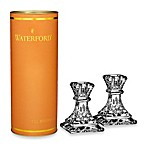 Waterford® Giftology 4-Inch Candlestick Pair