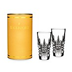 Waterford® Giftology Lismore Diamond Shot Glasses (Set of 2)