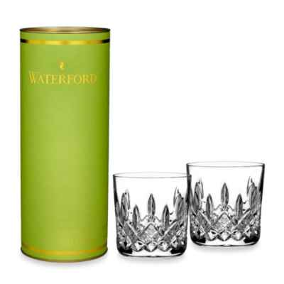 Waterford® Giftology Lismore 9-Ounce Tumbler Pair