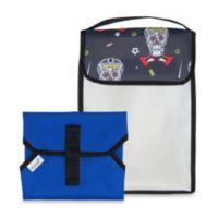 BlueAvocado® Peekaboo Mat Kit in Boys Skulls