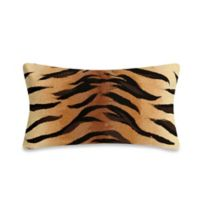 Liora Manne 120Inch x 20-Inch Oblong Throw Pillow in Tiger