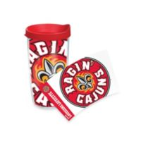 Tervis® Louisiana Lafayette Ragin' Cajuns Colossal Wrap 16-Ounce Tumbler with Lid